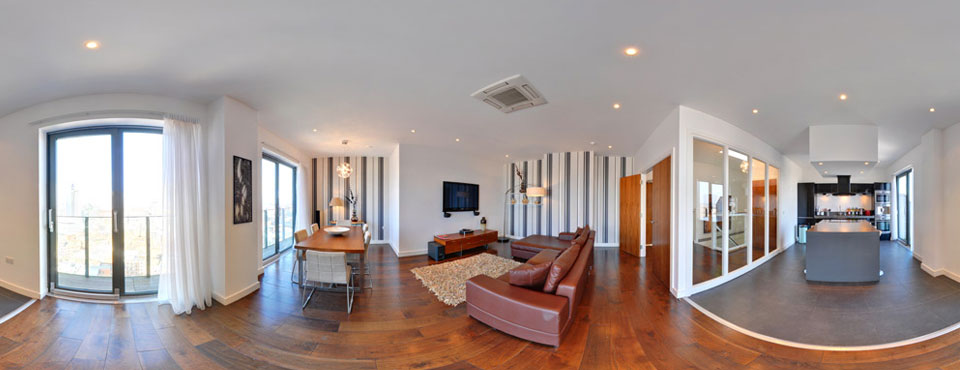 Interior Virtual Tour Photography